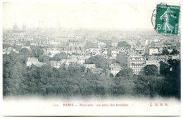75007 PARIS - Panorama, Vue Prise Des Invalides - Même Cliché Que ELD 895 - Paris (07)
