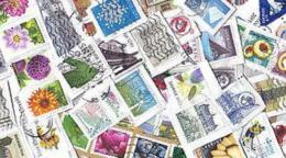 Sweden StampBag 100g (3½oz) KILOWARE Stamp Mixture - Sellos