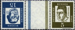 FRD (FR.Germany) KZ2 Fine Used / Cancelled 1963 Significant German - [7] Federal Republic