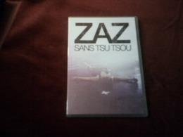 ZAZ ° SANS TSU  TSOU   °° DVD 16 TITRES + BONUS - Conciertos Y Música