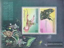 Trinidad And Tobago Block14 (complete Issue) Unmounted Mint / Never Hinged 1976 Carnival - Trinidad & Tobago (1962-...)