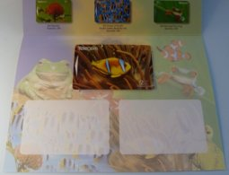 New Zealand - GPT - Clownfish - $2 - 1997 - PhoneCard PLUS - Issue 1 - 750ex - Mint In Folder - Nueva Zelanda