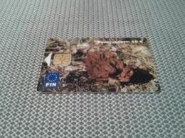 Finland - Nice Phonecard - Japan