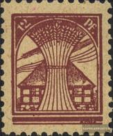 Soviet Zone (Allied.cast.) 17 Unmounted Mint / Never Hinged 1945 Mecklenburg 1.issue - Zone Soviétique