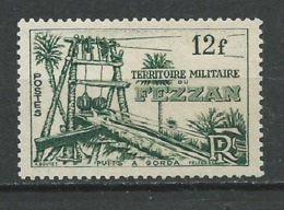 FEZZAN 1949 . N° 49 . Neuf * (MH) . - Neufs