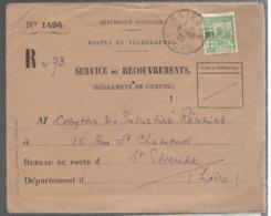 24272 - De REIBELL - Algeria (1924-1962)