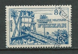 FEZZAN 1949 . N° 47 . Oblitéré . - Oblitérés