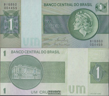 Brazil Pick-number: 191Ac Uncirculated 1980 1 Cruzeiro - Brazil