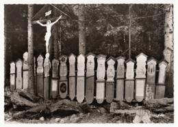 Zwiesel ? - Totenbretter Im Bayerischen Wald - 1967 - Zwiesel