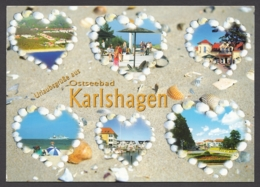 Ostseebad Karlshagen Auf Der Insel Usedom - 6 Herz-Ansichten - Usedom