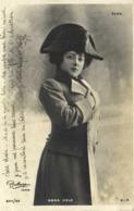 ANNA HEL Scala En Napoleon Reutlinger  RV - Artistes