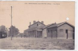 60  BRETEUIL-sur-NOYE    La Gare - Breteuil