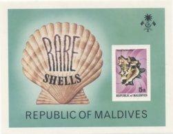 Maldives : Bloc N° 53 Xx Neuf Sans Trace De Charnière Année 1978 - Malediven (1965-...)