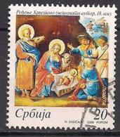 Serbien  (2008)  Mi.Nr.  268  Gest. / Used  (6fl29) - Serbia