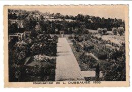 Saône Et Loire CHANES Les Pergolas Ralisation De L. Dussauge 1935 - Altri Comuni
