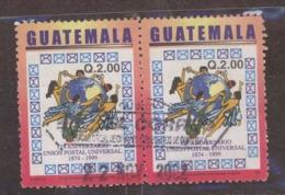 (Free Shipping*) Guatemala Upu USED STAMP - Guatemala