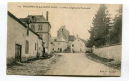 CPA  51  : COULOMMES La MONTAGNE  La Place   VOIR  DESCRIPTIF  §§§§§ - France