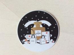 Carte Chanel Noel - Cartas Perfumadas