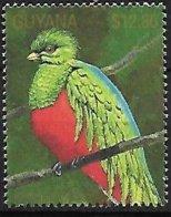 GUYANA - MNH - 1990 :    Resplendent Quetzal -   Pharomachrus Mocinno - Sonstige