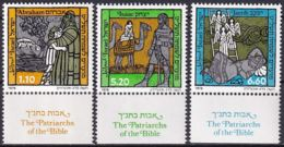 ISRAEL 1978 Mi-Nr. 768/70 ** MNH - Ongebruikt (met Tabs)