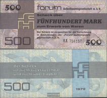 DDR Rosenbg: 373a, Forumscheck To Acquisition Foreign Were Uncirculated 1979 500 Mark - [ 6] 1949-1990 : GDR - German Dem. Rep.