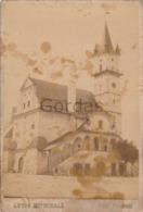 Czech Republic - Unicov - Mahrisch Neustadt - Kirche - Church - Photo 110x160mm - Old (before 1900)