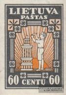 Lithuania 369B Unmounted Mint / Never Hinged 1933 Lietuvos Vaikas - Lithuania