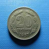 Argentina 20 Centavos 1957 - Argentinië