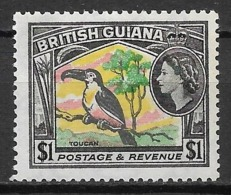 British Guiana 1954 - Mi. Nr. 211 MNH - Britisch-Guayana (...-1966)