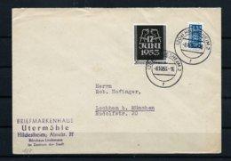 Germany , BERLIN ,  Michel-No. 110 On Cover (as Per Scan) Letter - [5] Berlin