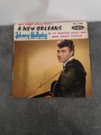 Johnny Hallyday - A New Orleans - Hey Pony - Vogue EPL 7862 - 1961 - Rock