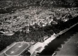 ! Minden, Stadion, Sportplatz, Seltenes Luftbild, Moderner Abzug, Nr. 30011, Format 18 X 13 Cm - Minden
