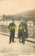 Espagne, Types Espagnols, Guarda Civil, Gendarmes Espagnols, Belle Carte - Espagne
