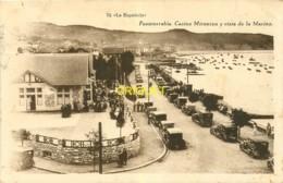 Espagne, Fuenterrabia, Casino Mirentxu, Visuel Pas Courant - Autres