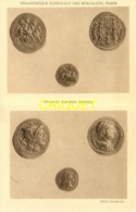 Monnaies, Anciennes Monnaies Romaines - Monete (rappresentazioni)