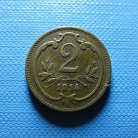Austria 2 Heller 1914 - Austria