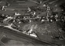 ! Siegen Kaan, Eisenbahn, Seltenes Luftbild, Moderner Abzug, Nr. 31729, Format 18 X 13 Cm - Siegen