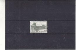 Belgique - TR 366 ** - Gare Du Nord - Valeur 12,50 Euros - 1952-....