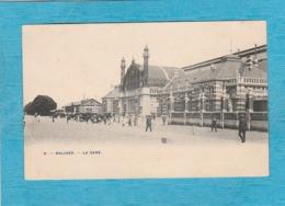 Malines. - La Gare. - Mechelen