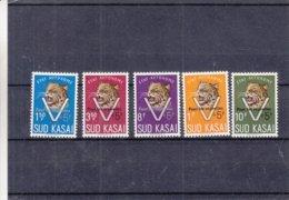 Sud Kasaï - COB 20 A / 24 A ** - Avec Surcharge Pour Les Orphelins - Valeur 100 Euros - South-Kasaï
