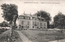 77 Coutevroult Chateau Du Vivier Coté Nord Est  Edit Regnault - Andere Gemeenten