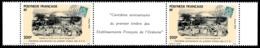 POLYNESIE 1992 - Yv. 421A ** TB Bdf  Cote= 16,00 EUR - 1er Timbre E.F.O.  ..Réf.POL24629 - Polynésie Française