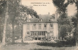 77 Coutevroult Chateau De La Brosse  Edit Guerin - Andere Gemeenten