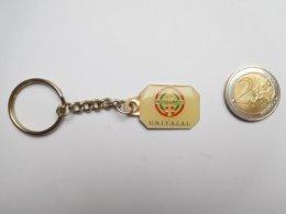 Porte Clés , UNITALSI , Pèlerinage National Italien De L'UNITALSI - Lourdes , Charitas - Key-rings