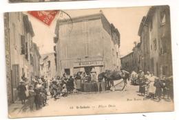 SAINT ZACHARIE / PLACE DREO / ANIMATION CHEVAL  B1170 - Saint-Zacharie