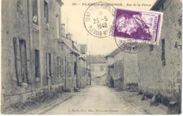 CENTENAIRE DE ROBINSON TàD CENTre DE ROBINSON PLESSIS-ROBINSON Du 23-5-1948 - Marcofilie (Brieven)