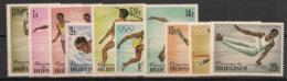 Burundi - 1964 - N°Mi. 125 à 134 - Tokyo / Olympics - Neuf Luxe ** / MNH / Postfrisch - Ete 1964: Tokyo