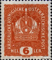 Österreich 187 Postfrisch 1916 Freimarken - Neufs