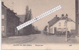 """HEYST OP DEN BERG-HEIST OP DEN BERG """"BERGSTRAAT MET STOOMTRAM"""" - Heist-op-den-Berg"""