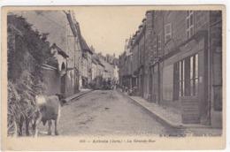 Jura - Arbois - La Grande-Rue - Arbois